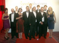 STC shortlisted as a finalist in the 2012 Anglian Business Awards for Small Business of the Year category