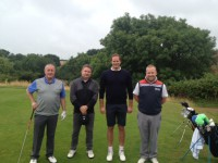 STC's annual golf day