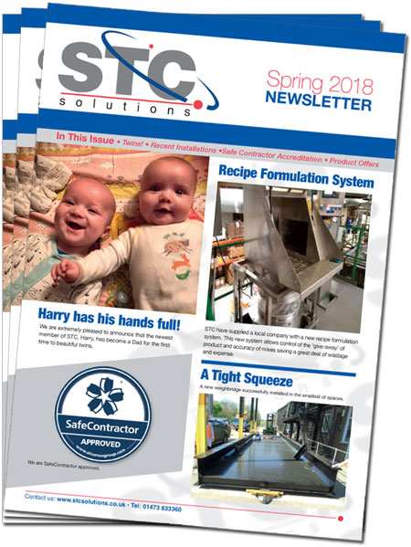 STC Solutions newsletter